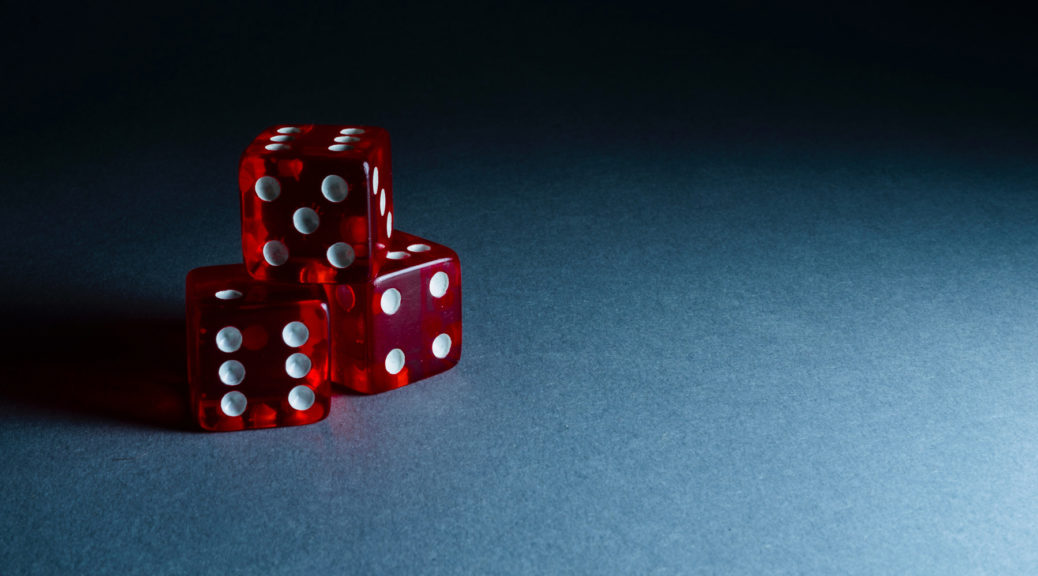 Risk taking: Calculated risks help us thrive as bloggers, but we must avoid this one naive risk at all costs.
